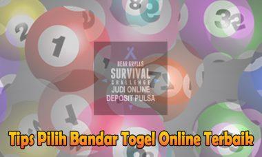 Togel Online - Tips Pilih Bandar Togel Terbaik - Judi Online Deposit Pulsa