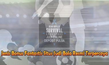 Situs Judi Bola Resmi Terpercaya - Judi Online Deposit Pulsa